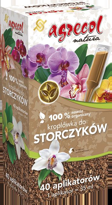 Kroplówka do storczyków – 100% nawóz organiczny