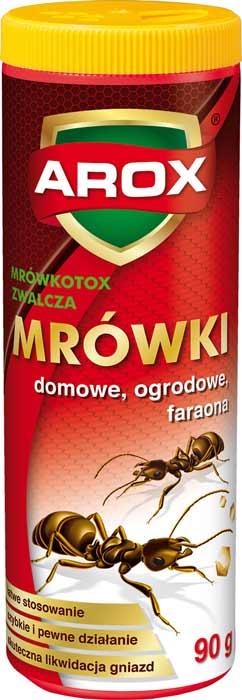 solniczka na mrówki, mrówkotox, trucizna na mrówki