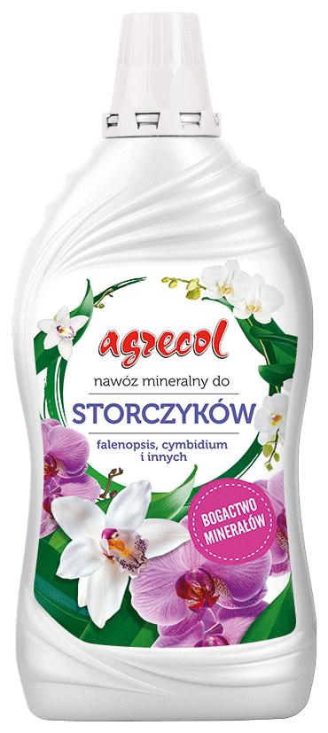 Nawoz Mineralny Do Storczykow Falenopsis Cymbidium I Innych Agrecol